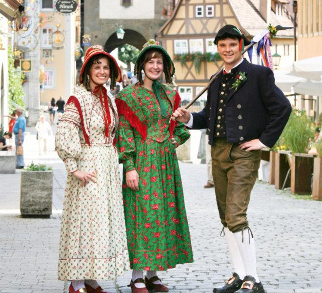 Shepherds' Dance of Rothenburg ob der Tauber