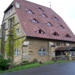 Youth hostel in Rothenburg ob der Tauber