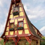 The old forge of Rothenburg ob der Tauber