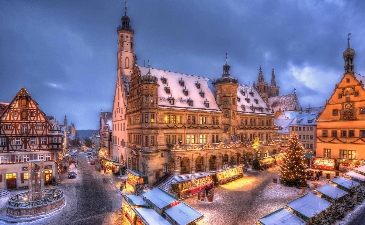 Rothenburg Ob Der Tauber Christmas Market 2020 Rothenburg Christmas Market   500 years of tradition in Christmas