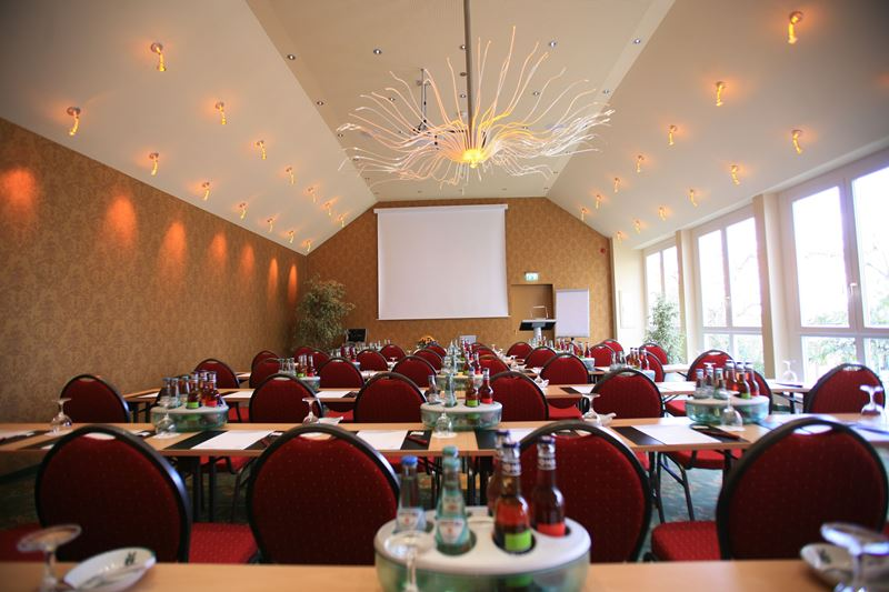 Conference Room at Hotel Eisenhut in Rothenburg ob der Tauber
