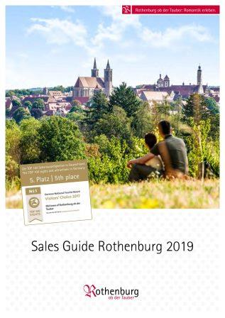 Sales Guide Rothenburg ob der Tauber 2019 Header image