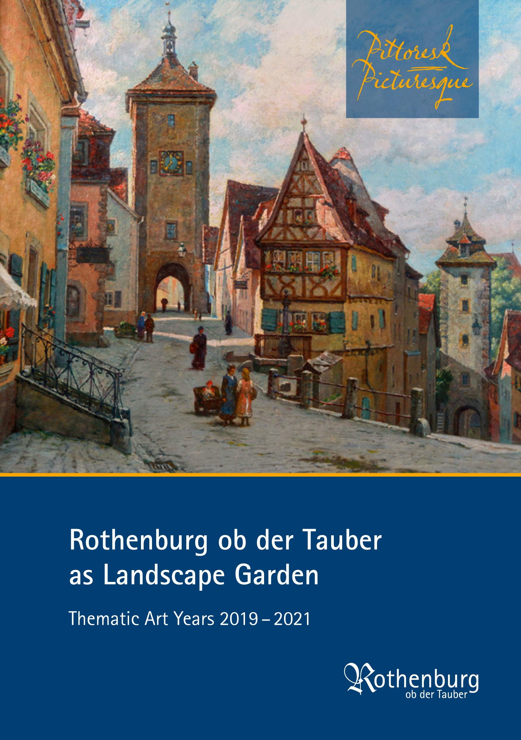 Rothenburg as Landscape Garden