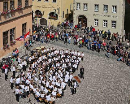 Jahreshöhepunkt Rothenburg - Ambassadors of Music (2)