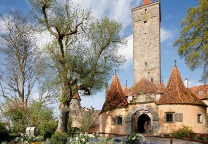 El despertar de la Primavera de Rothenburg