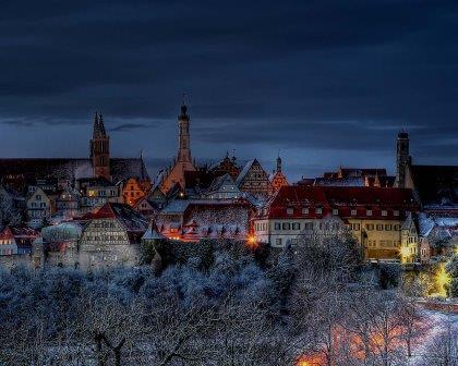 Jahreshöhepunkt in Rothenburg ob der Tauber: der Märchenzauber