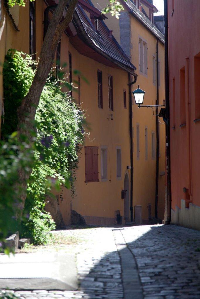 Strichmädchen aus Rothenburg ob der Tauber