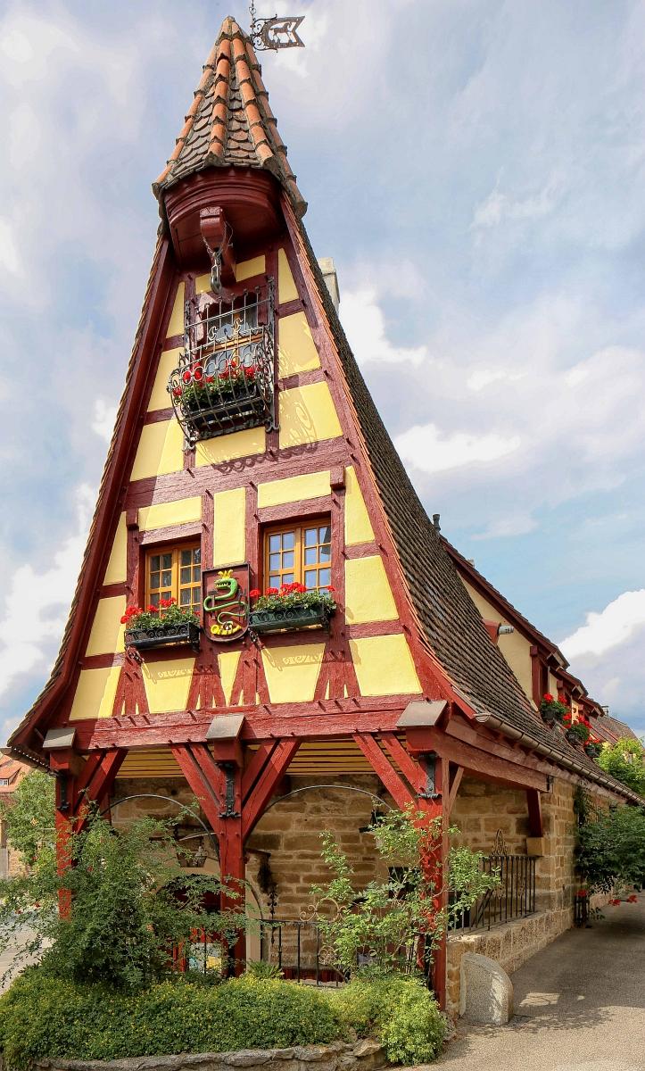Die Gerlachschmiede von Rothenburg ob der Tauber