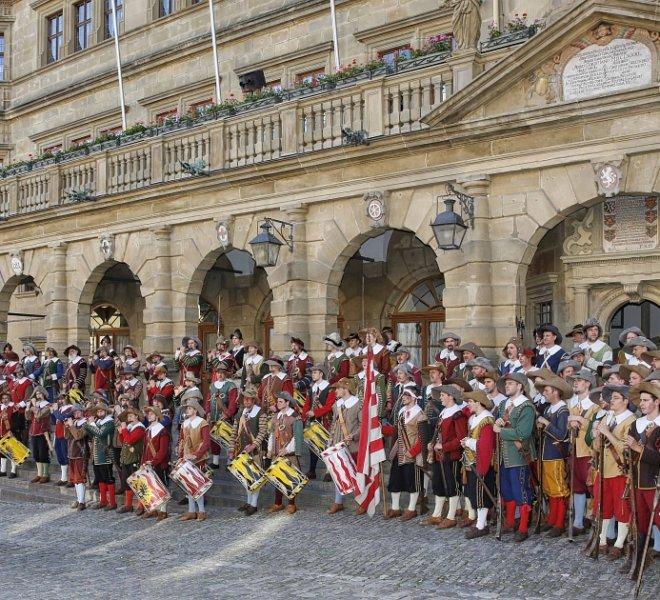Der Meistertrunk: Eröffnung am Pfingstfreitag am Marktplatz