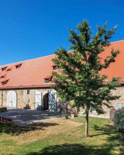 Reichsstadthalle in Rothenburg ob der Tauber