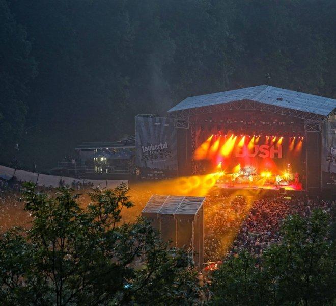 Rock bei Rothenburg: Das Taubertal-Festival