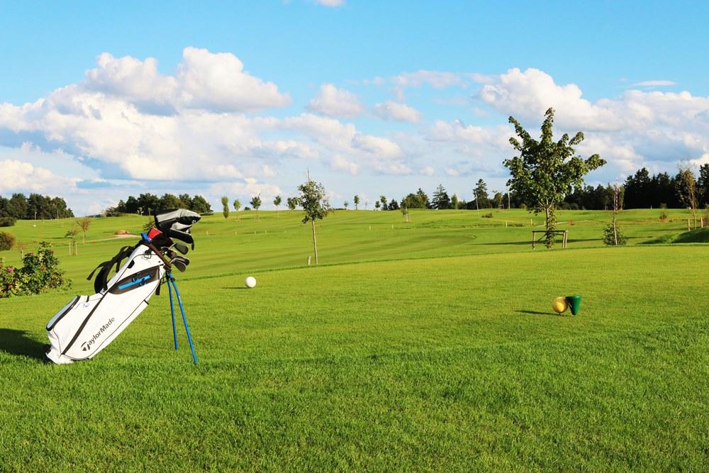 Golfen im Golfpark Rothenbrug