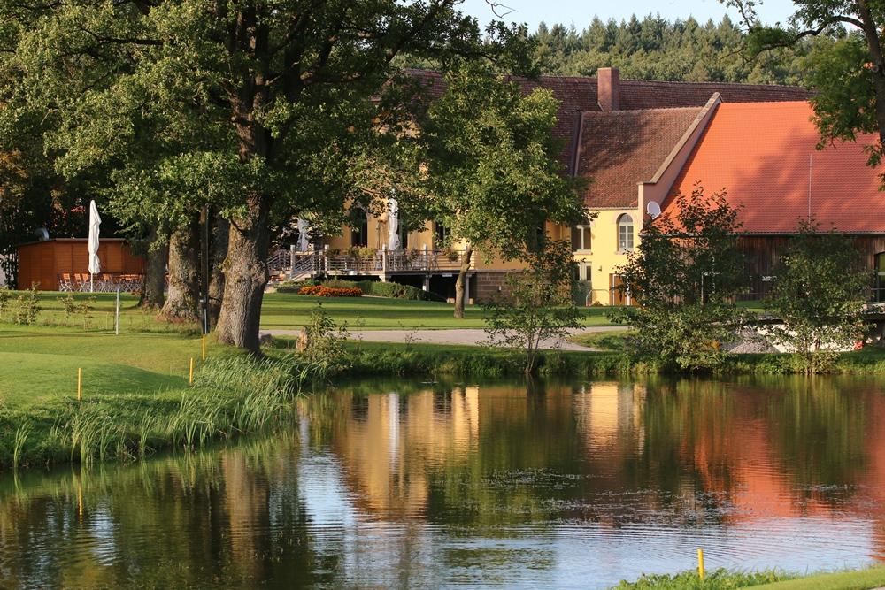 Der Golfpark Rothenburg Schönbronn