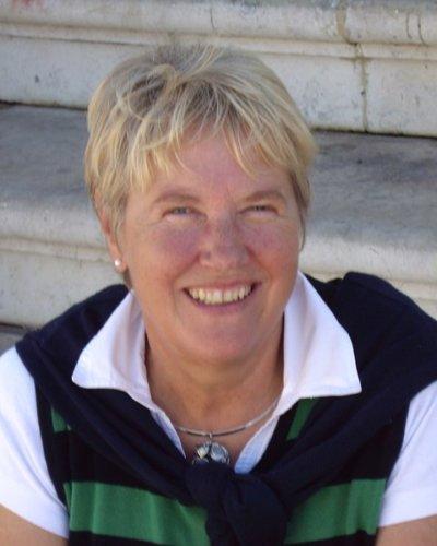 Gästeführerin Ruth Bücker