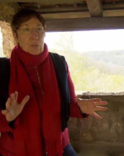 Gästeführerin Karin Bierstedt