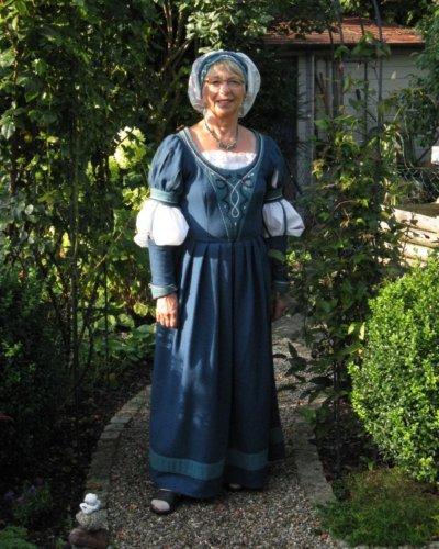 Gästeführerin Marianne Gröschel