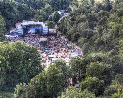 Jahreshöhepunkt in Rothenburg ob der Tauber: Das Taubertal Festival im August