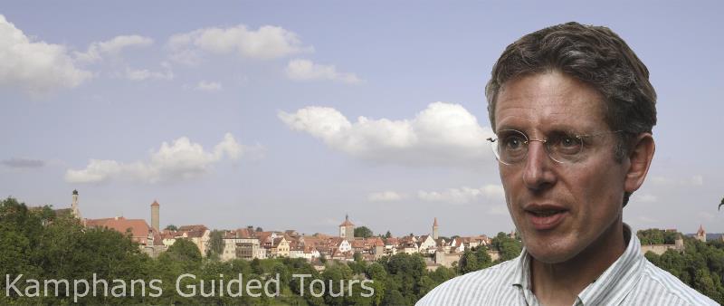 Gästeführer Martin Kamphans