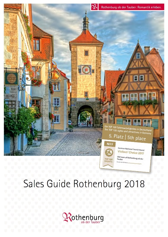 Sales Guide Rothenburg 2018