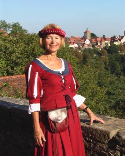 Gästeführerin Frieda Spörner