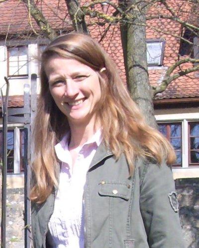 Gästeführerin Tanja Benz