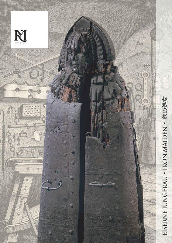 Eiserne Jungfrau Mittelalterliches Kriminalmuseum