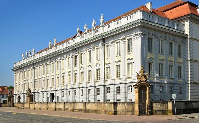 Residenz Ansbach Romantisches Franken