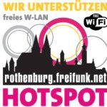 Logo Freifunk Rothenburg ob der Tauber