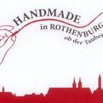 Rothenburg ob der Tauber Logo Handmade