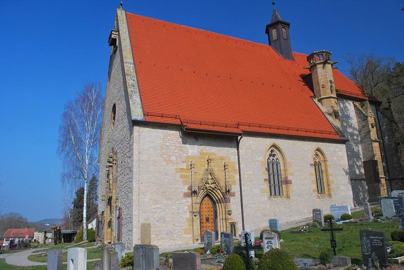 Herrgottskirche in Creglingen Riemenschneider
