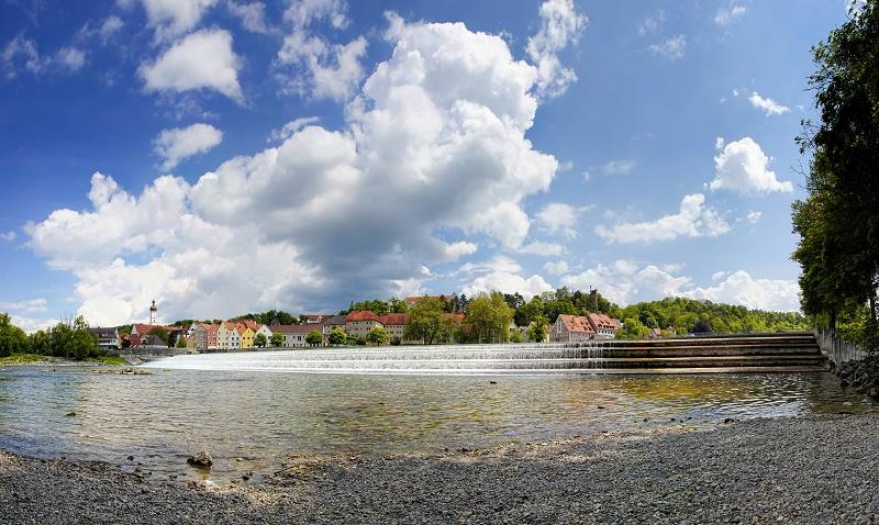 Landsberg am Lech Romantische Straße