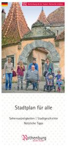 Rothenburg ob der Tauber Stadtplan für alle Titelbild