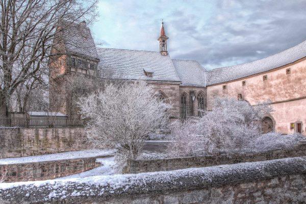 Die Schäferkirche St. Wolfgang in Rothenburg ob der Tauber