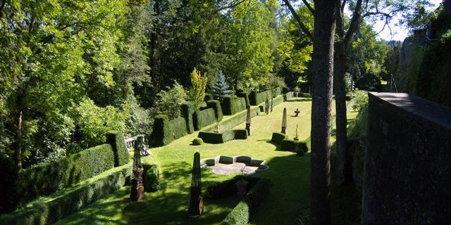 Burgpark Gartennetzwerk Hohenlohe