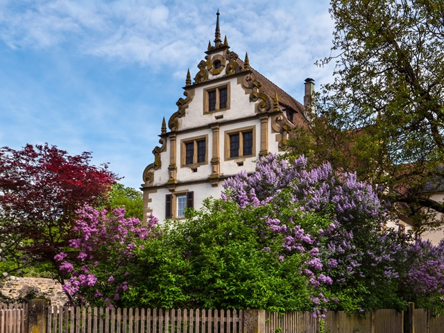 Schöntal Gartennetzwerk Hohenlohe