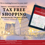 Tax Free Shopping Stadtmarketing Logo