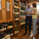 Shopping Rothenburg ob der Tauber Wein Glocke