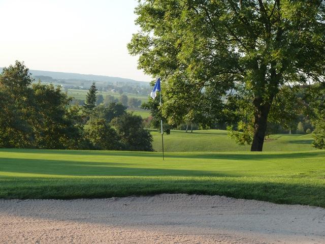Golfplatz in Colmberg