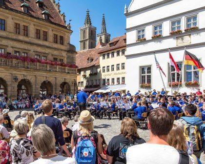Jahreshöhepunkt Rothenburg - Ambassadors of Music