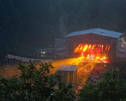 Jahreshöhepunkt Rothenburg - Taubertal Festival - Hauptbühne
