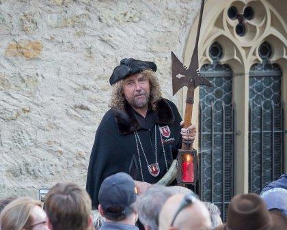 Nachtwächter in Rothenburg ob der Tauber - Führung