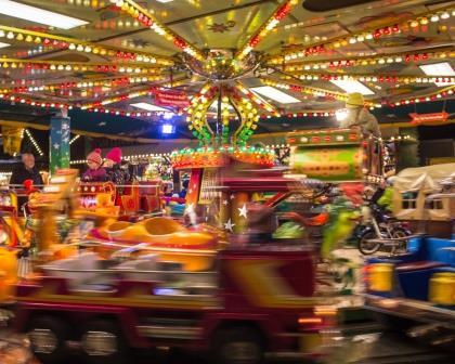 Jahreshöhepunkte - Herbstmesse in Rothenburg ob der Tauber