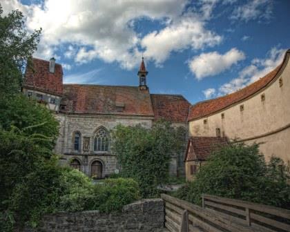 Jahreshöhepunkt Rothenburg - Schäferkirche Wolfgangskirche