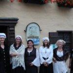 Walburga Führung Rothenburg ob der Tauber - Handwerkerwitwe