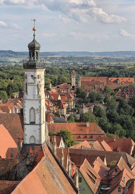 Altstadt Rothenburgs