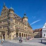 Marktplatz Rothenburg - Pfitzinger