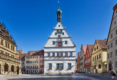 Ratstrinkstube Rothenburg Tourist Information