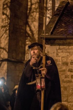 Nachtwächter Rothenburg - Neuhold