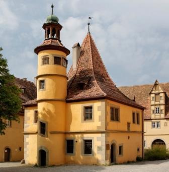 Hegereiterhaus Rothenburg - Pfitzinger