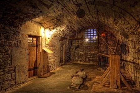 Historienverlies Rothenburg - Pfitzinger